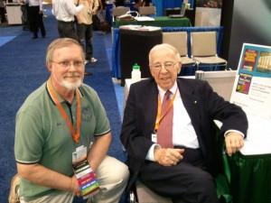 Dr. Robert Vaughn and Dr. Don Kirkpatrick